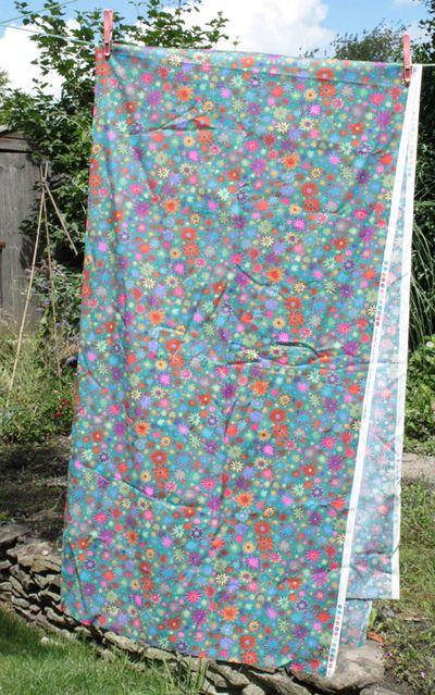 Starry fabric