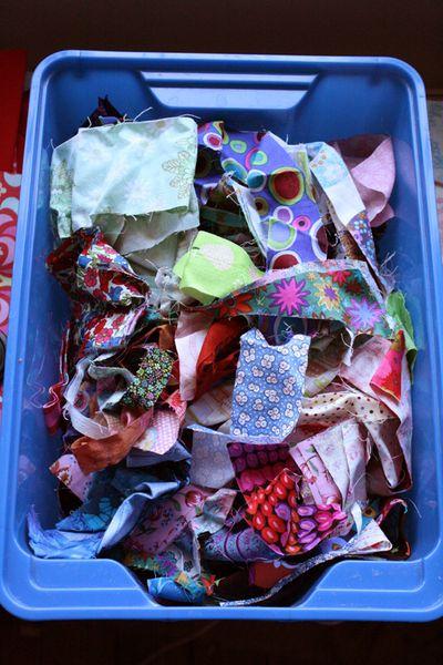 Scraps box